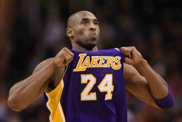 Kobe Bryant morto