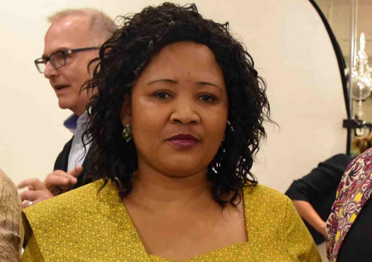Maesaiah Thabane Lesotho first lady
