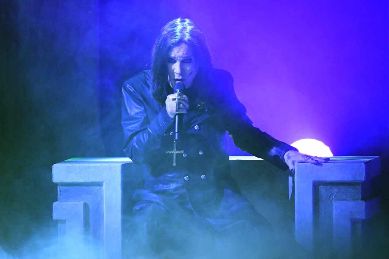 Ozzy Osbourne Parkinson