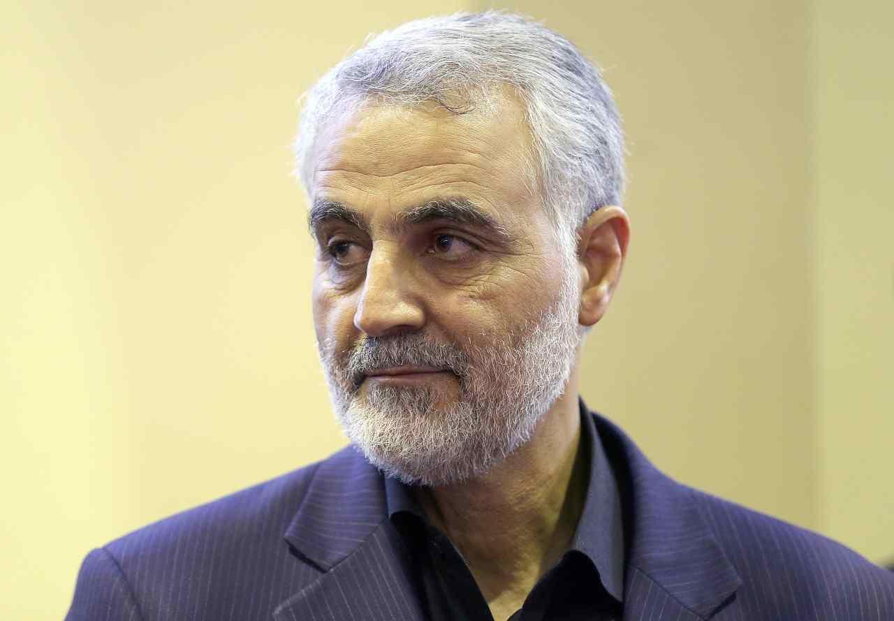 USA Iran Qassem Soleimani