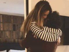 Eleonora Pedron: con Fabio Troiano è amore vero, la foto ins