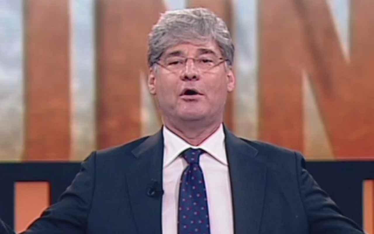 Paolo Del Debbio malore
