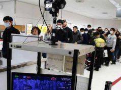 Fiumicino, allerta coronavirus: passati allo scanner 202 pas