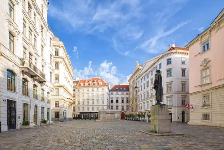 judenplatz vienna tour a piedi