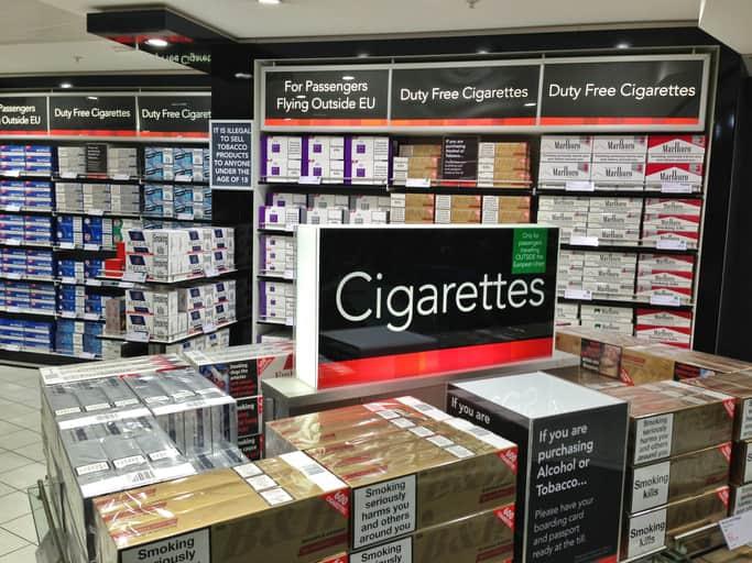 prezzi sigarette