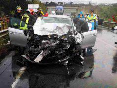 Crotone | incidente stradale gravissimo | un morto e 4 ferit