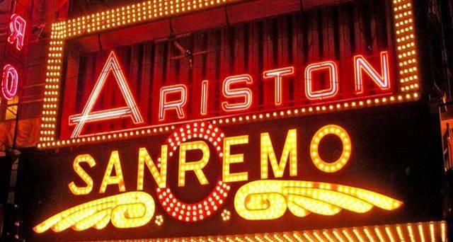 """Teatro Ariston """"perché Sanremo è Sanremo"""""""