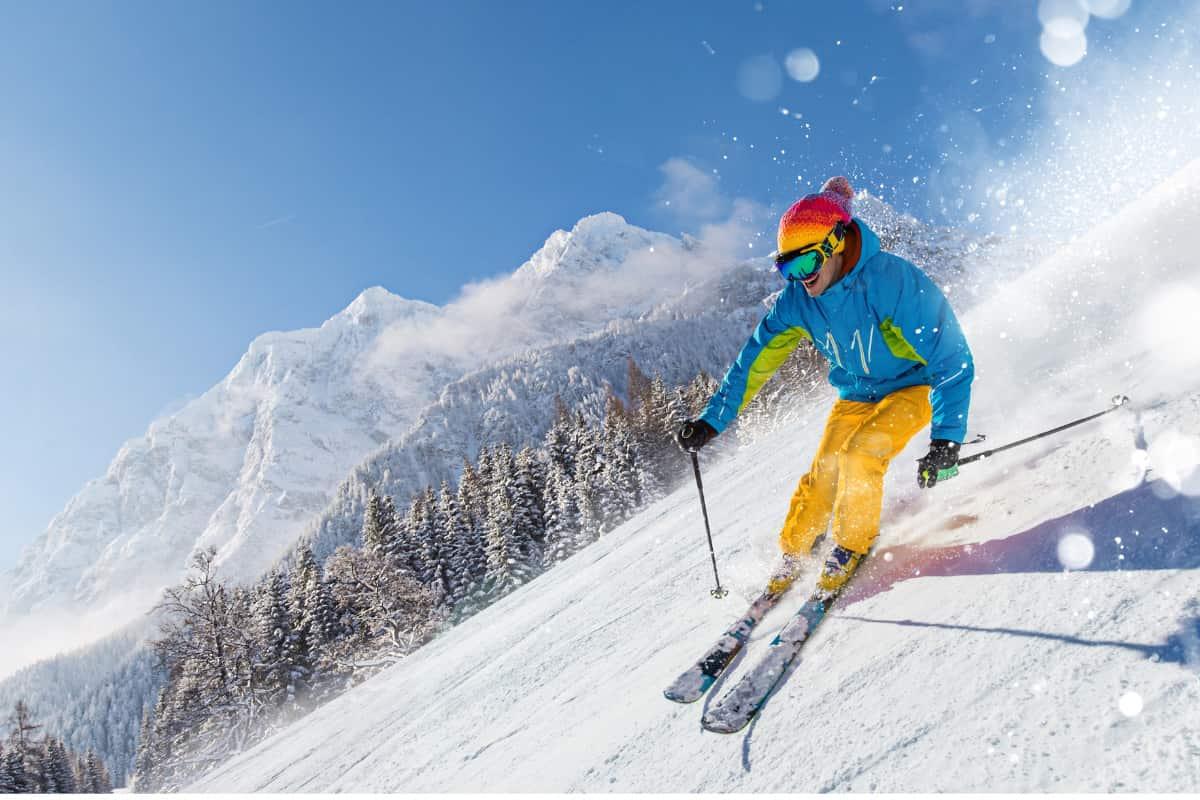 dove imparare sciare