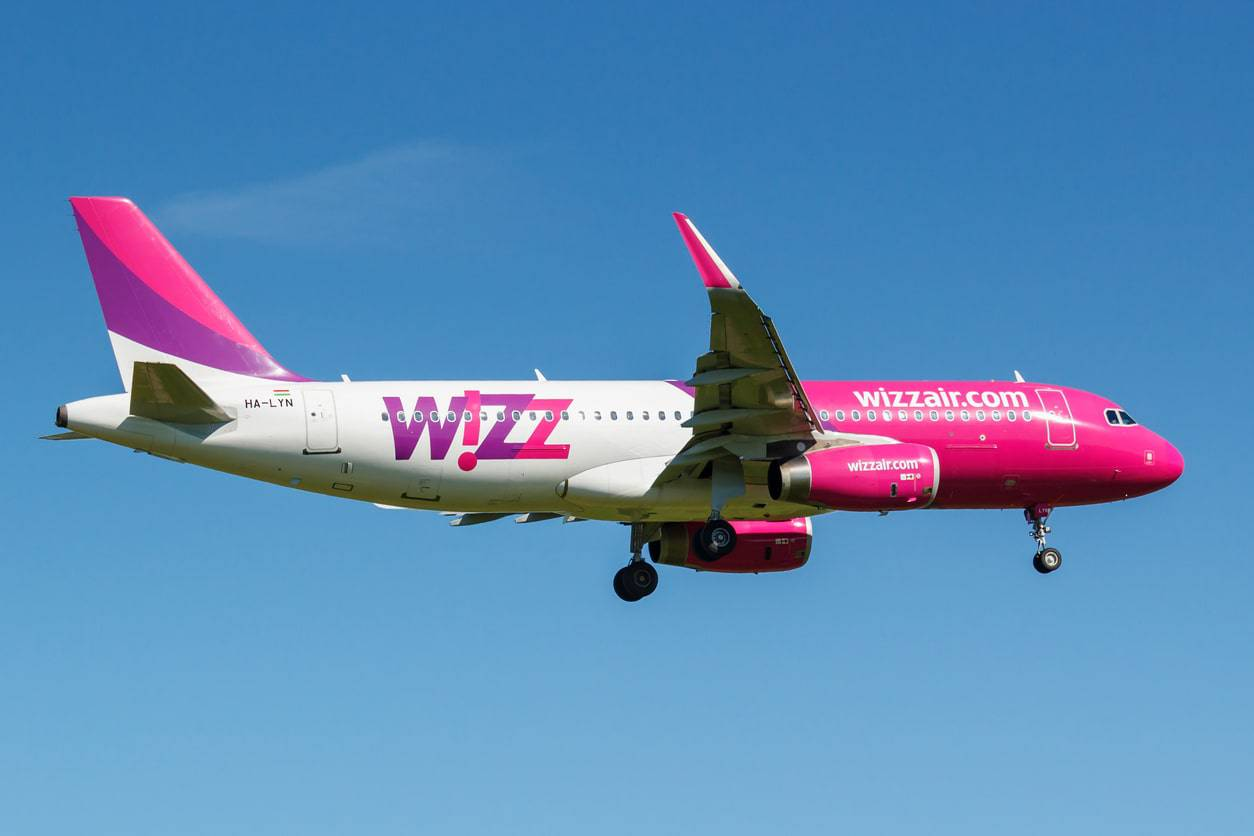 low cost wizz air voli 1 euro