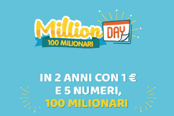 Million Day 12 luglio
