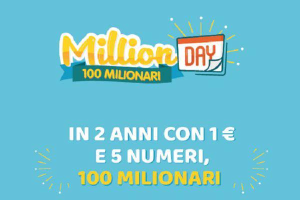 Million Day 1 marzo