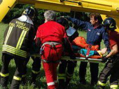 Elba, una coppia in gita: la donna scivola e muore davanti a