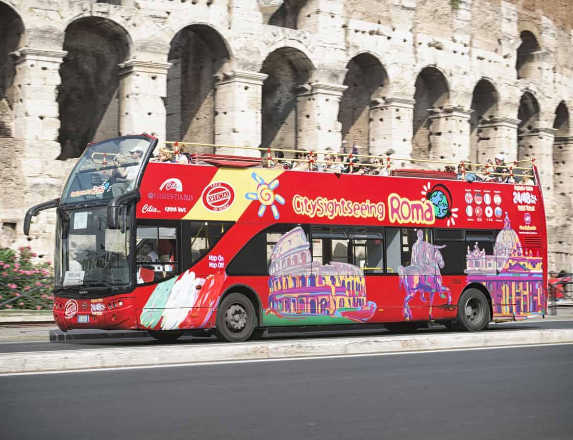 treno bus città arte