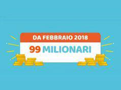 Million Day 16 febbraio
