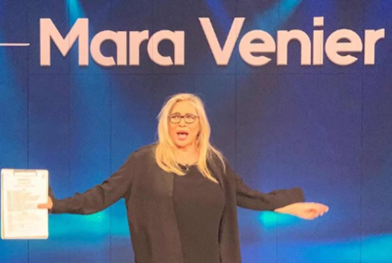 Mara Venier addio Rai