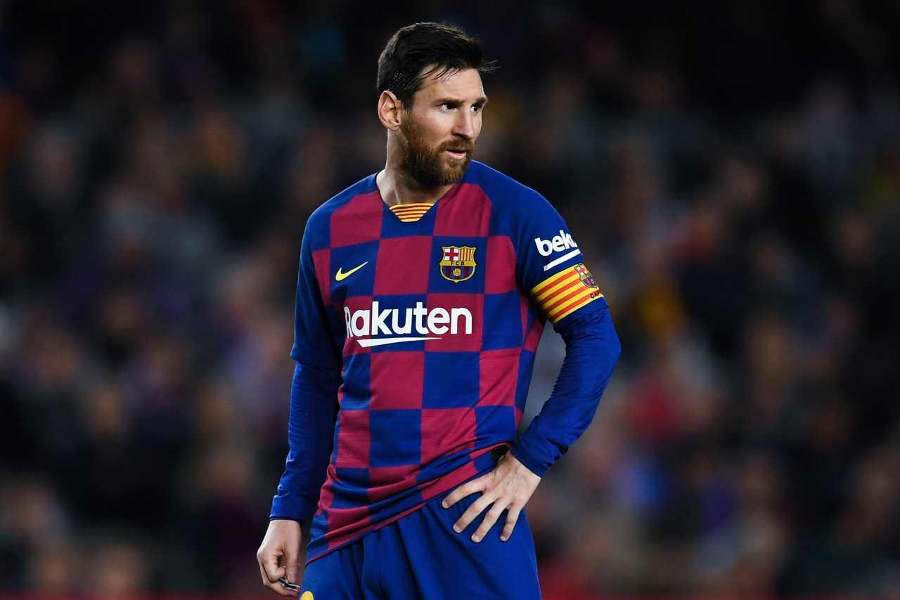 Messi cessione