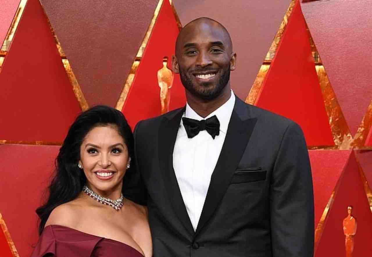 Kobe Bryant moglie