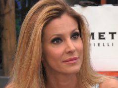 GF Vip |  Adriana Volpe in lacrime |  tradimento del marito