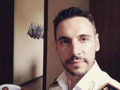 Poliziotto morto Alessandro Anselmi