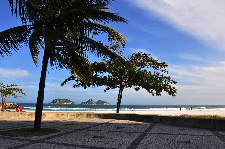 Spiagge paradisiache di Rio: barra da tijuca
