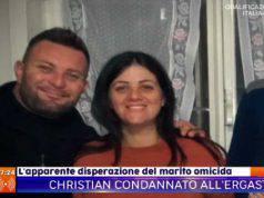 Chi è Christian Leonardi, l'uomo che uccise la moglie incint