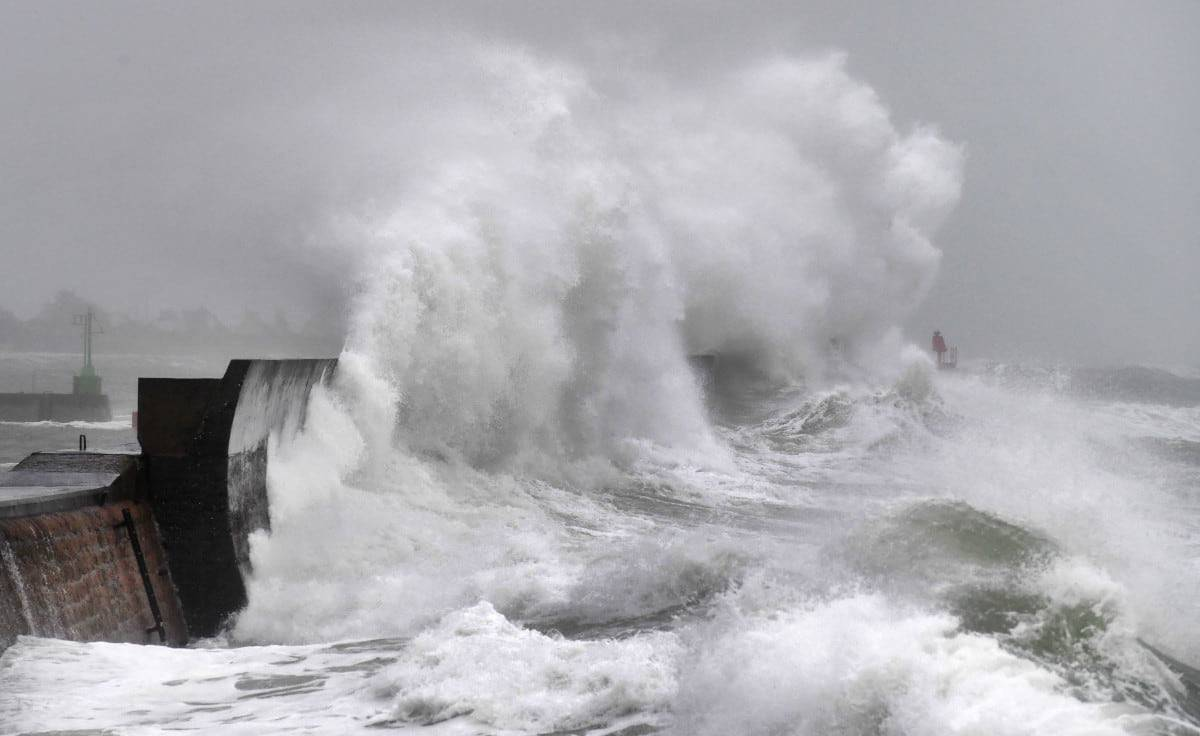 tempesta ciara europa italia
