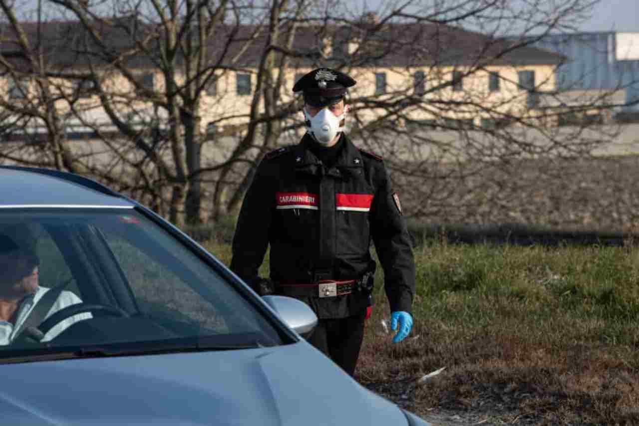Coronavirus Italia aggressione