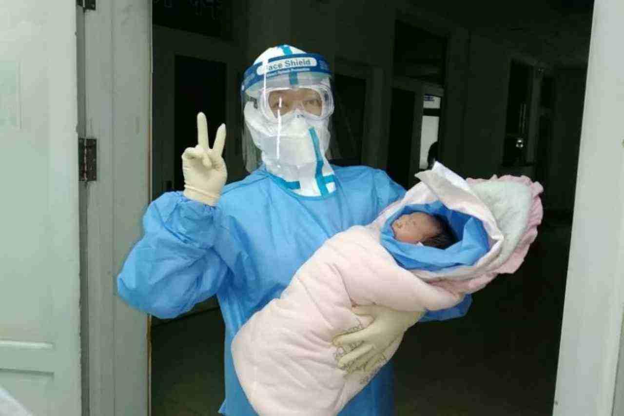 coronavirus neonata