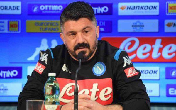 Sampdoria Napoli Gattuso