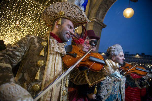 programma carnevale di venezia 2020