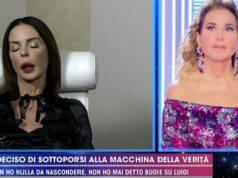"""Nina Moric dopo la macchina della verità: """"Ecco perché ho ch"""