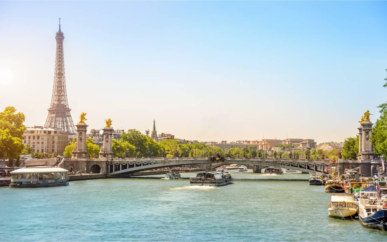 scoperta parigi visita
