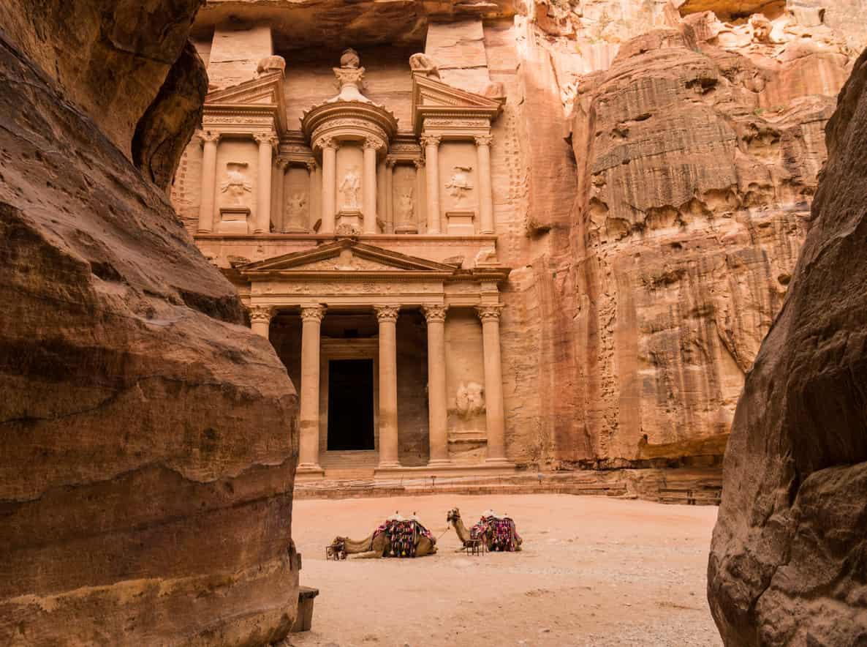 Giordania: turista italiano ucciso da massi caduti a Petra