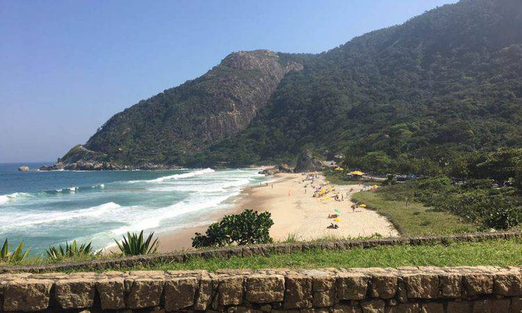 spiagge da paradiso di Rio de Janeiro: Grumari
