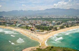 Spiagge paradisiache di Rio: barra da tijuca: recreio dois bandeirantes