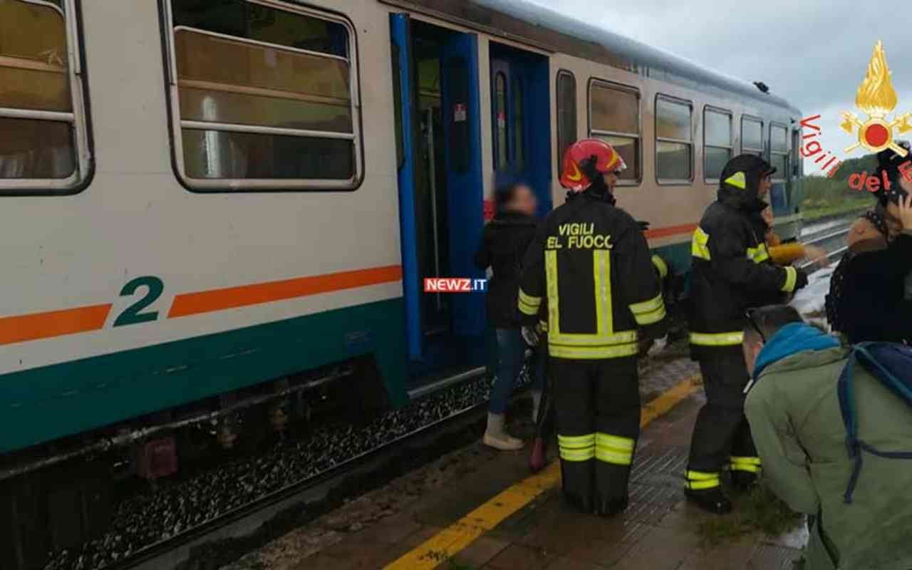 Investito e ucciso da treno