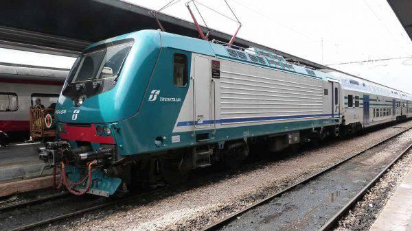 coronavirus italia treno