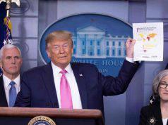 "Trump 'ottimista' sul Coronavirus | ""100mila morti sarebbe u"