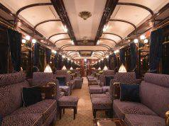 In treno da Venezia a Londra a bordo dell'Orient Express