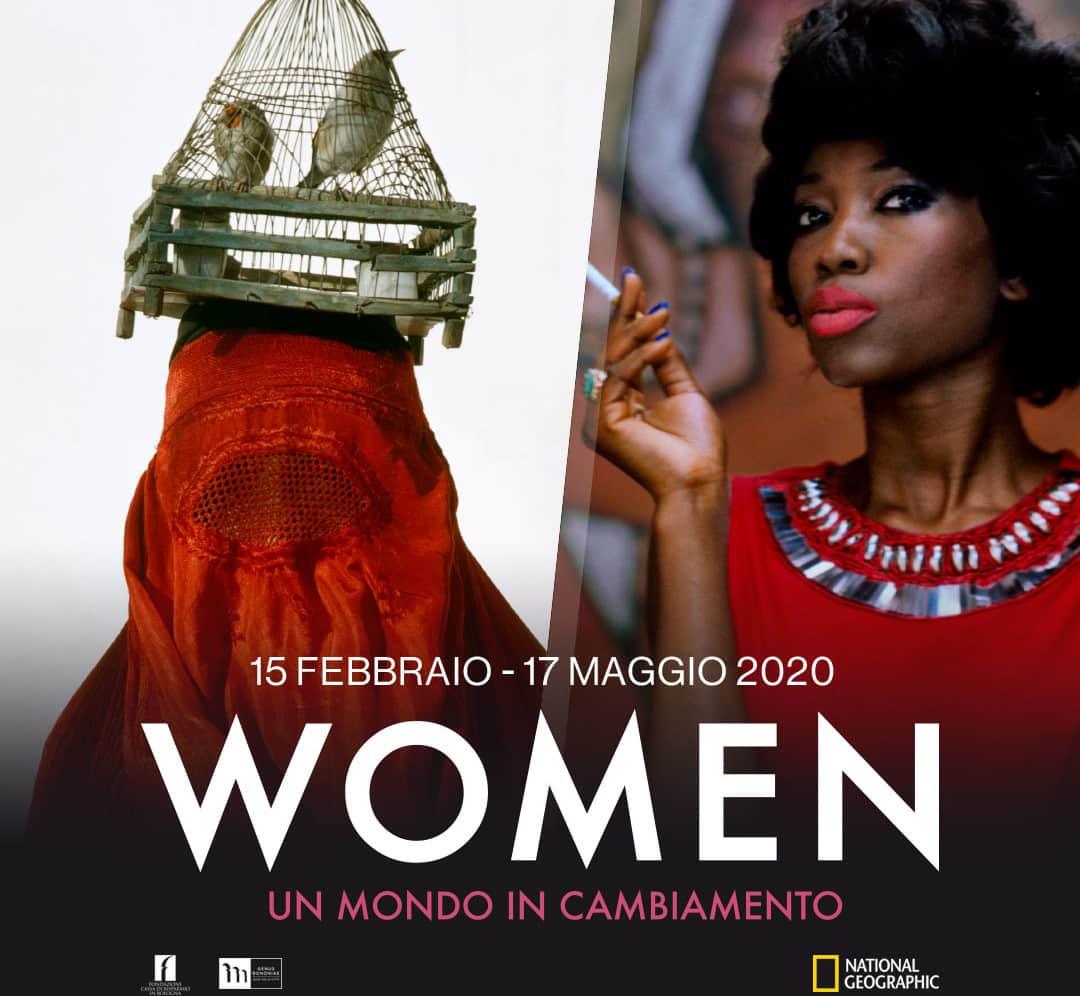 bologna mostra fotografica women