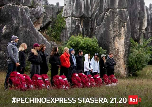 Pechino express 2020 Le stagioni dell'Oriente