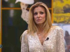 Grande Fratello Vip, Adriana Volpe torna in tv dopo il lutto