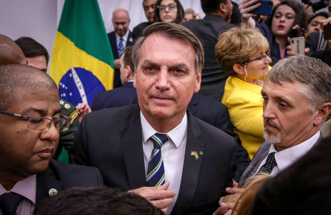 coronavirus brasile: bolsonaro è privo di empatia