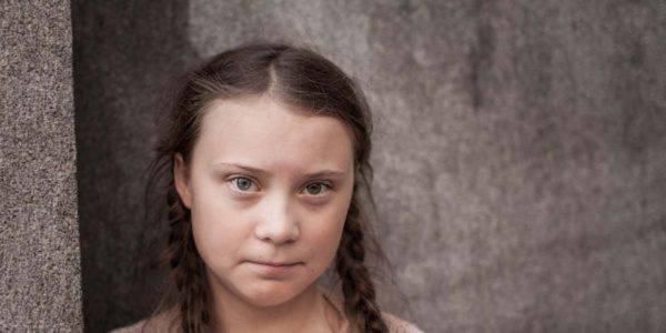 Greta Thunberg stupro