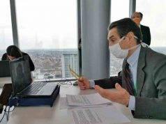 In Lombardia la mascherina diventa obbligatoria. Meno malati