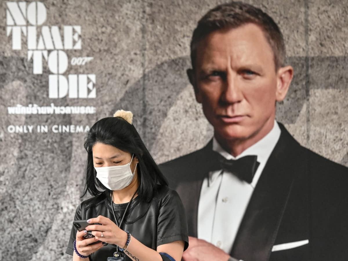 james bond coronavirus no time to die