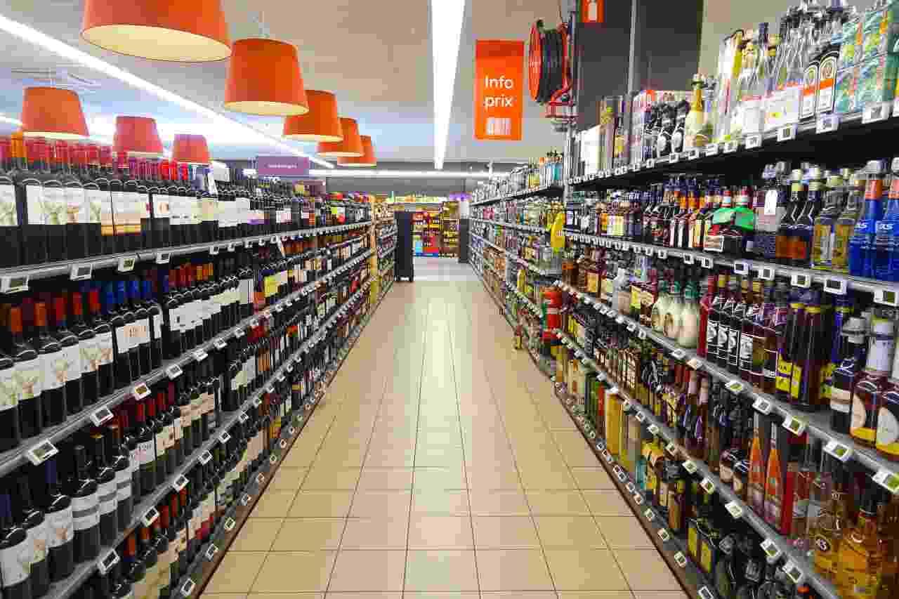 Coronavirus Lombardia supermercato