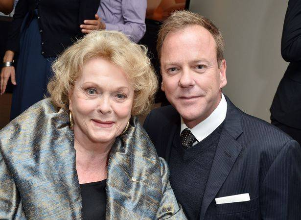 Shirley Douglas morta