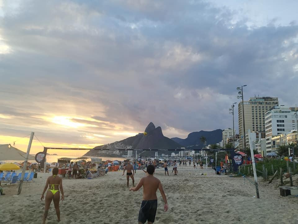 clima a rio de janeiro: estate carioca
