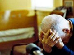 """Nonno in quarantena si suicida: """"Non posso vedere il nipotin"""